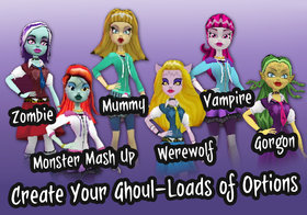 Monster High: Ghoul Spirit Screenshot from Shacknews