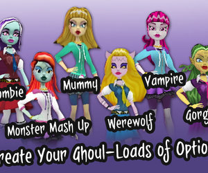 Monster High: Ghoul Spirit Files