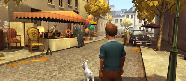 The Adventures of Tintin: The Game News