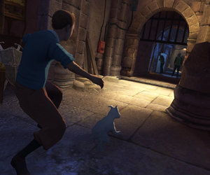 The Adventures of Tintin: The Game Files