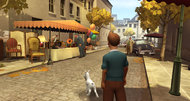 The Adventures of Tintin: The Game Wii screenshots