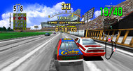 Daytona USA re-release screenshots