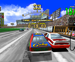 Daytona USA Screenshots