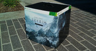 Elder Scrolls V: Skyrim 'Collector's Edition' unboxed