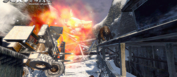 Cabela's Survival: Shadows of Katmai News