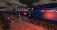 RailWorks 3: Train Simulator 2012 'Trains vs Zombies' DLC screenshots