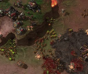 StarCraft 2: Heart of the Swarm Screenshots