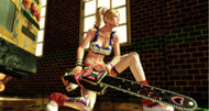 Lollipop Chainsaw Halloween screenshots