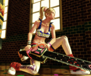 Lollipop Chainsaw Screenshots