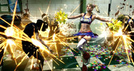 Lollipop Chainsaw announcement screenshots