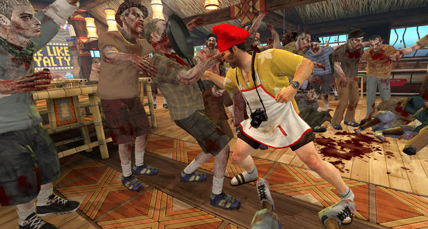 Dead Rising 2: Off the Record Chef Skills pack screenshots