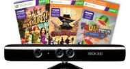 New Kinect 'Holiday Bundle' includes Fruit Ninja, Gunstringer