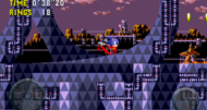 Sonic CD 'Tails' screenshots