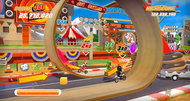 Joe Danger Xbox Live Arcade screenshots