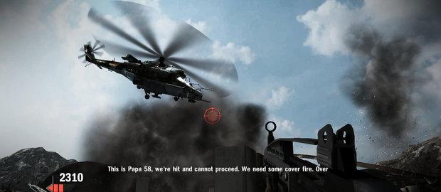 Heavy Fire: Afghanistan News