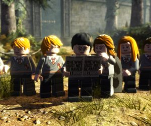 LEGO Harry Potter: Years 5-7 Videos