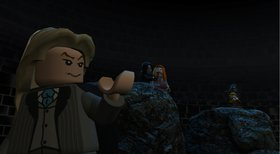 LEGO Harry Potter Years 5-7 Screenshot from Shacknews