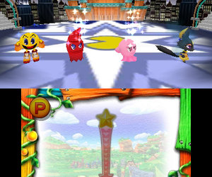 Pac-Man Party 3D Screenshots