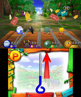 Pac-Man Party 3D Screenshot from Shacknews