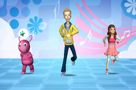Nickelodeon Dance Screenshot from Shacknews