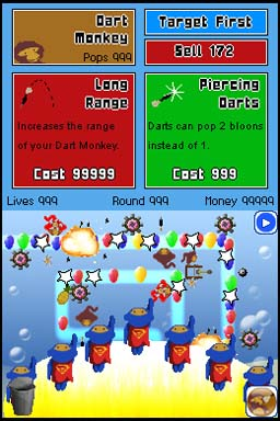 Bloons Tower Defense Files
