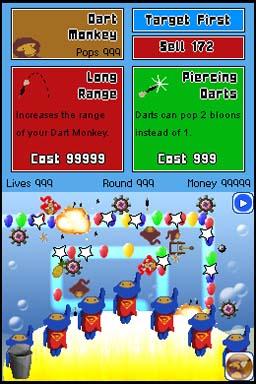 Bloons Tower Defense Screenshots