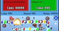 Bloons Tower Defense DSiWare screenshots
