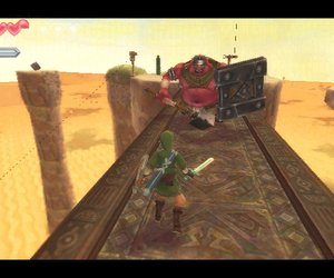 The Legend of Zelda: Skyward Sword Files