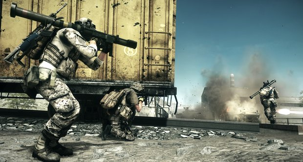 Battlefield 3 Back to Karkland