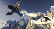 SSX 'Preview' Screenshots