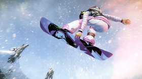 SSX Screenshot from Shacknews