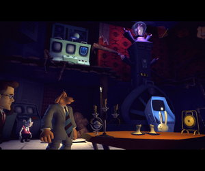 Sam & Max Episode 304: Beyond the Alley of the Dolls Files