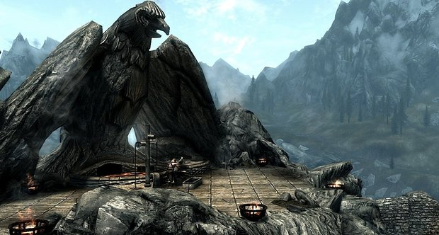 The Elder Scrolls V: Skyrim review screenshots