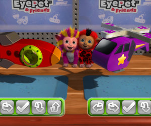 EyePet & Friends Chat