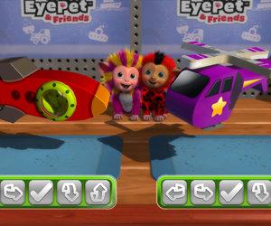 EyePet & Friends Screenshots