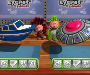 EyePet & Friends Files