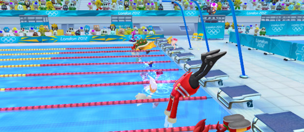 Mario & Sonic at the London 2012 Olympic Games News