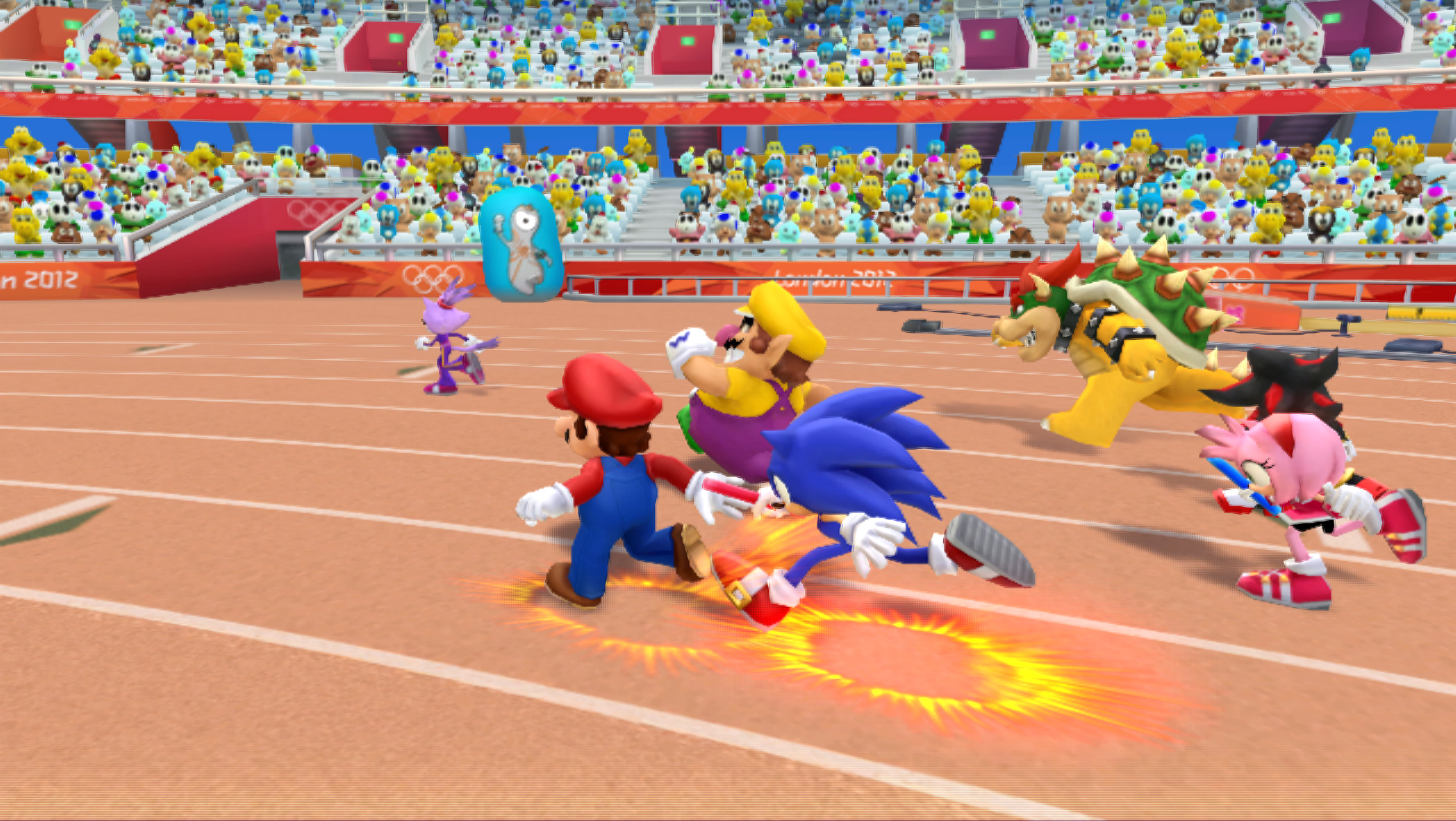 Mario Amp Sonic At The London 2012 Olympic Games Screenshots