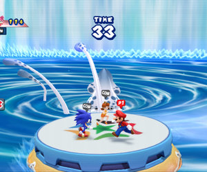 Mario & Sonic at the London 2012 Olympic Games Chat