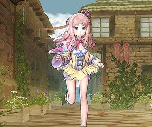 Atelier Meruru: The Apprentice of Arland Screenshots