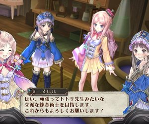 Atelier Meruru: The Apprentice of Arland Files