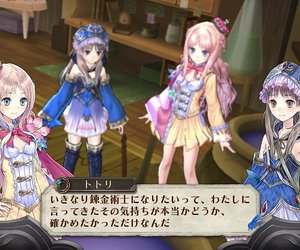 Atelier Meruru: The Apprentice of Arland Videos