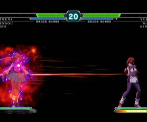 The King of Fighters XIII Screenshots