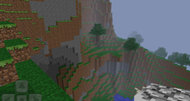 Minecraft iPad screenshots