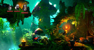 Trine 2 wizarding onto PlayStation 4