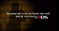 Professor Layton 3DS hitting Europe in 2012