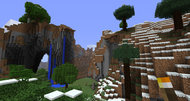 Minecraft Xbox 360 screenshots