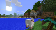 Minecraft 360 split-screen requires HDTV
