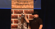 Watch Minecraft's launch at MineCon keynote
