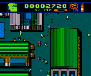 Retro City Rampage Files